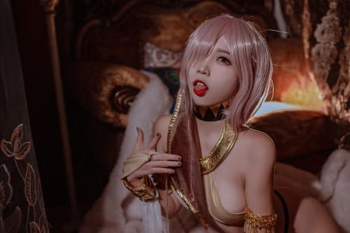 二佐Nisa-NO.101 fate玛修舞娘 [39P 426M]